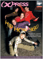 DeCypher Cru on the Cover of XPress for Hip Hop 360